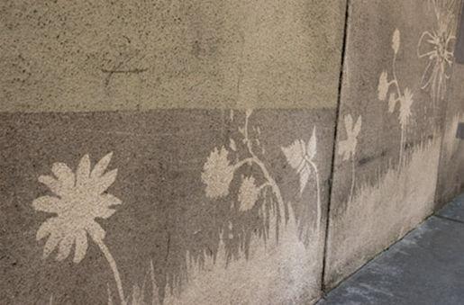 bleack graffiti